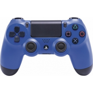 DualShock PlayStation 4 Wireless Controller - BLUE