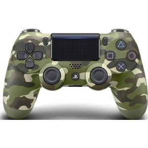 DualShock PlayStation 4 Wireless Controller - CAMOUFLAGE