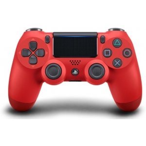 DualShock PlayStation 4 Wireless Controller - RED
