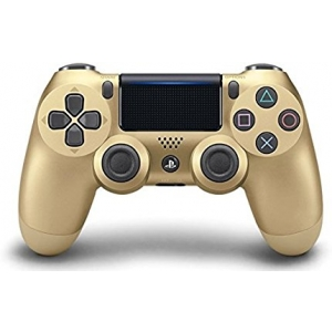 DualShock PlayStation 4 Wireless Controller - GOLD