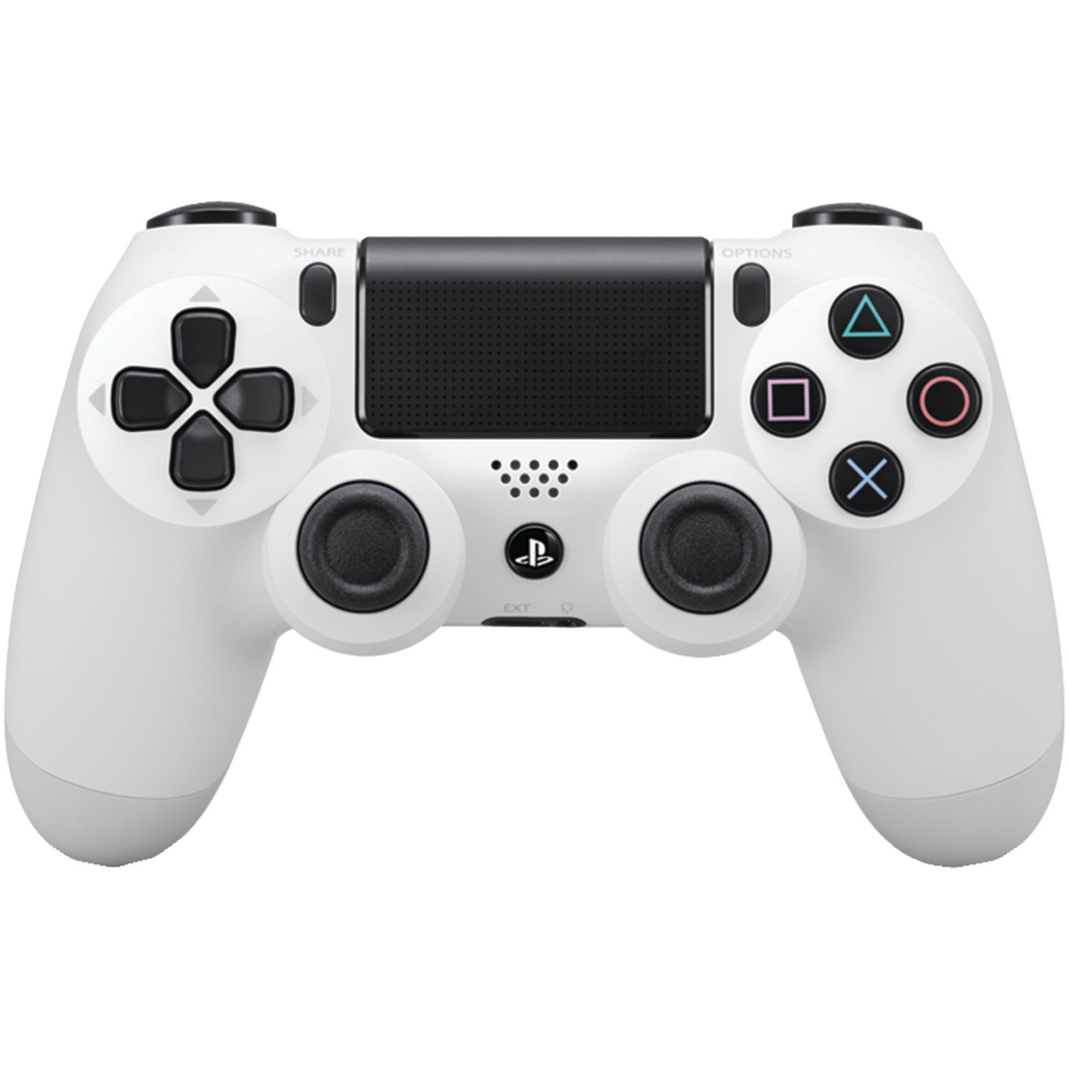 DualShock PlayStation 4 Wireless Controller - White