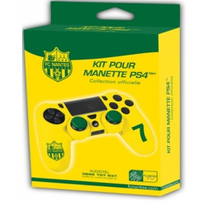 Protective kit for PS4™ controller FC NANTES
