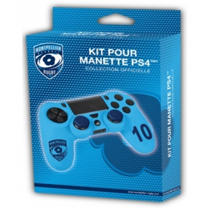 Protective kit for PS4™ controller MONTPELLIER HERAULT RUGBY