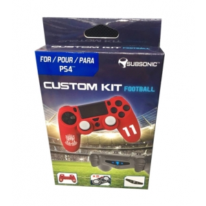 Protective kit for PS4™ controller football champion