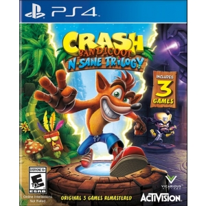 crash bandicoot 3 playstation 4