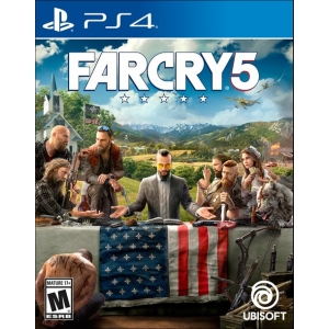 far cry 5 playstation 4 USA