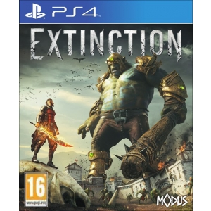 extinction playstation 4 PAL