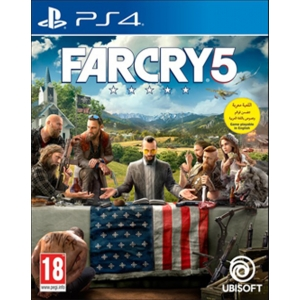 far cry 5 playstation 4 PAL