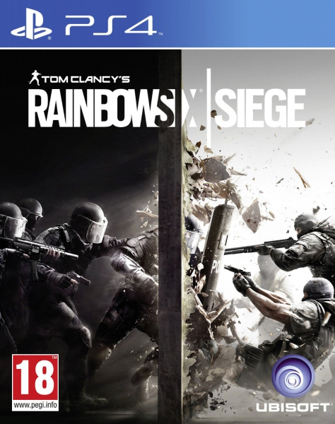rainbow six siege playstation 4 pal