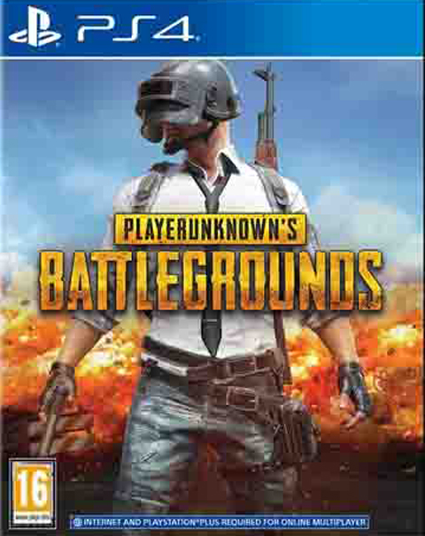 playerunknown's battlegrounds playstation 4 pal