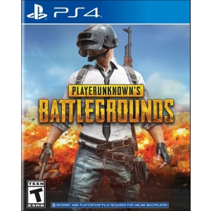 playerunknown's battlegrounds playstation 4 usa