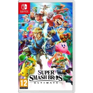super smash bros. ultimate nintendo switch pal